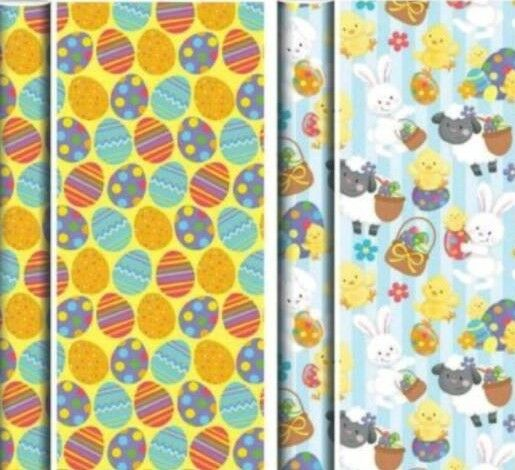 Easter wrapping gift paper in hall green west midlands gumtree easter wrapping gift paper negle Choice Image