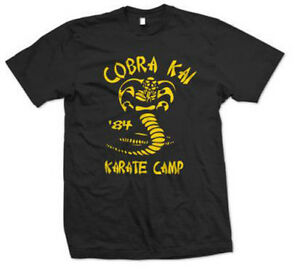 Cobra-Kai-T-Shirt-Karate-Kid-Mr-Miyagi-80-039-s-T-Shirt