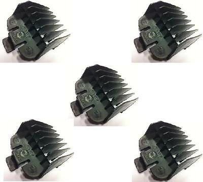 Wahl Clipper Guard Attachment Combs X 5 - Size 2 (6mm)