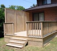 Carpenters with experience, insured
