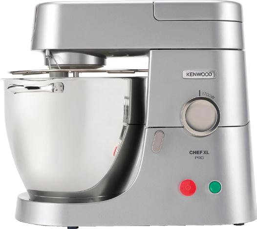 Kenwood Küchenmaschine Chef XL Pro Teigmaschine Gastro KL9000S