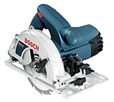 Bosch Gks 190 + Maleta 0601623001 Profesional Circular 1400 Vatios Ø 190MM