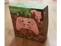 Xbox One Minecraft pig controller