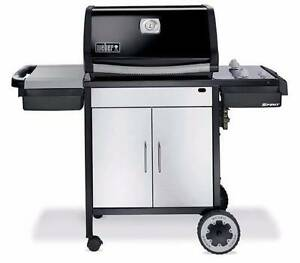 Weber Spirit E310 BBQ as new cheap Valentine Lake Macquarie Area Preview