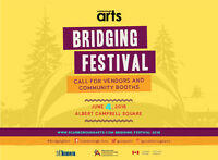Vendors Wanted for Scarborough Arts 6th Annual Bridging Festival