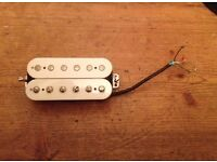 Seymour Duncan TB4 White (Trem spaced Jeff Beck)