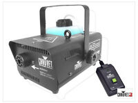 Chauvet hurricane 901 smoke machine