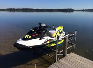 2014 Seadoo Wake Pro 215 only 22 Hours with warranty & Trailer