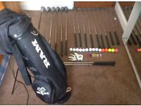 Full starter golf set, NEED GONE ASAP