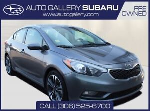 2014 Kia Forte EX | BACK UP CAMERA | ALLOY WHEELS | SUNROOF | BL
