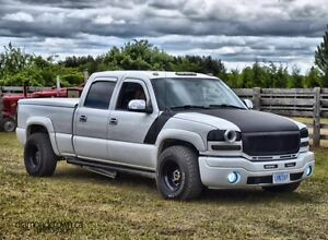Custom Built 2004 GMC Sierra 2500 Duramax