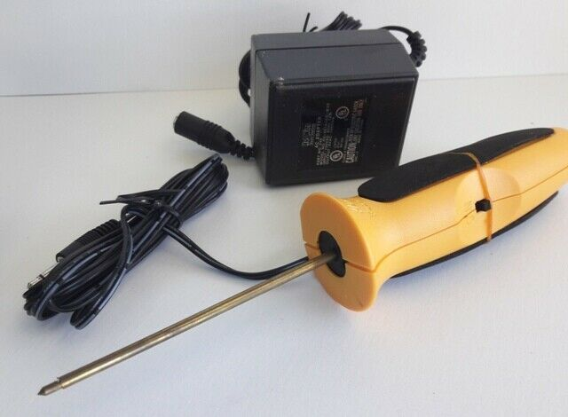 "Hot Wire Foam Factory 3"" HotTip Engraving tool  with power s"
