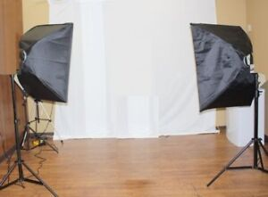 Video Photo Studio Lighting Sets Printer Stands Softwear