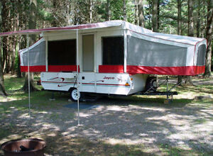 Jayco 10' Hard Top Camper