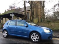 2005 Volkswagen Golf 1.9 tdi Sport 6 Speed box 2 Keys