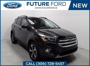 2018 Ford Escape SEL|TOURING PACKAGE |PANORAMIC ROOF |18 WHEELS