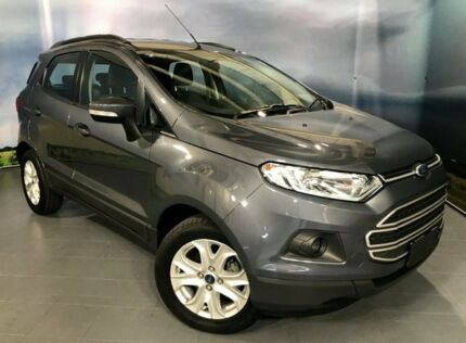 2016 Ford Ecosport BK Trend PwrShift Grey 6 Speed Sports Automatic Dual Clutch Wagon Elizabeth Playford Area Preview