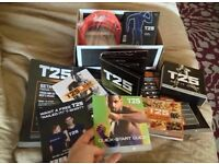 Shaun t's 25 minute workout - t25 - alpha beta focus gamma