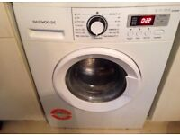 Daewoo Brand washing machine A Wash A+ Energy