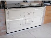 AGA Four Oven Oil-Fired Cooker. Mint Condition.