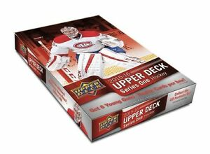 2015-16 Upper Deck Hockey Series 1