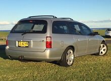 2006 Holden Commodore Wagon Bulli Wollongong Area Preview