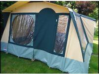 Cabanon Andorra Family Frame Tent
