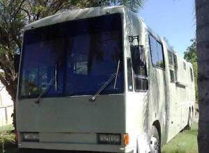 Motorhome - fully converted Dennings bus Nerang Gold Coast West Preview