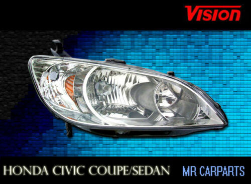 Civic  04  05  Headlight        4  Page (S )