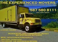THE EXPERIENCED MOVERS