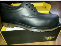 Dr Martens Steel Toe-Capped Safety Shoes Size 10