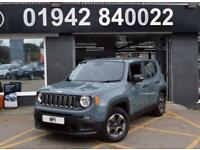2016 16 JEEP RENEGADE 1.6 SPORT 5D 108 BHP ESTATE SUV, 1 OWNER, 11-000M FSH,