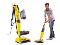 Steam mop 2 in 1