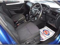 Skoda Octavia 2009 1.9 diesel blue colour