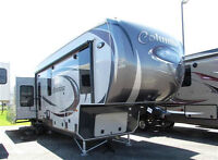 Fifth wheel Columbus 375RL  by forest river