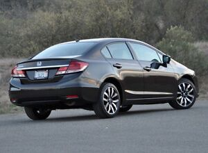 2014 Honda Civic Lease Takeover