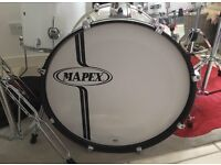 Drum kit mapex horizon was £700