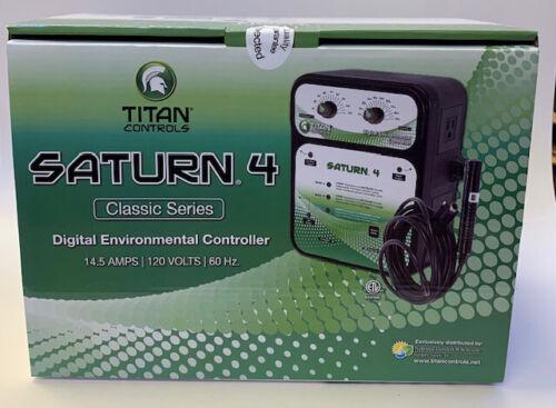 Titan controls Saturn 4 digital environmental controller - NEW