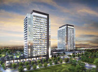 SkyCity Condo - Phase I - Yonge and Highway 7 - 2 Large Bedrooms