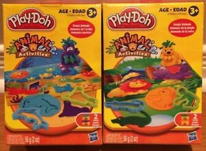 Play-Doh Animal Activities Playsets