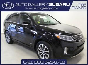 2014 Kia Sorento SX | FULLY LOADED | LUXURY SUV
