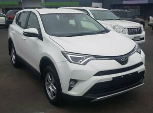 2018 Toyota RAV4 ASA44R GX AWD White 6 Speed Sports Automatic Wagon Tweed Heads South Tweed Heads Area Preview