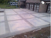 Decorated Concrete Stamping and Finishing contractor