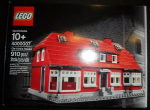 Lego Ole Kirk House 4000007 MISB Rare