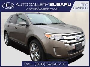 2013 Ford Edge LIMIITED | STUNNING CONDITION | EVERY OPTION | LO