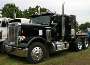 WANTED 1988 FREIGHTLINER HOOD AND AIR BREATHERS