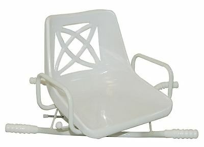 Swivel Bather Rotating Transfer Aid Bathroom Bath Seat Chair