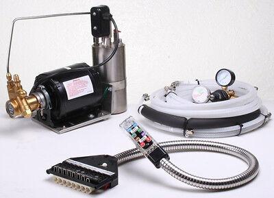 6 Flavor Home Soda Gun Fountain System  Remote Chiller