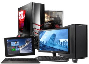 looking for computers and parts - Contact with prices