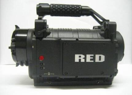 RED ONE - DIGITAL CINEMA CAMERA